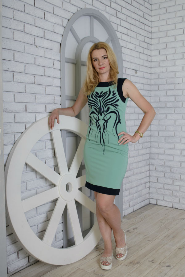 Oksana - Partnervermittlung Ukraine, Foto 4