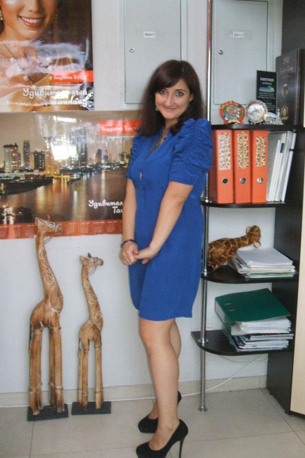 Nadezhda - Partnervermittlung Ukraine, Foto 3