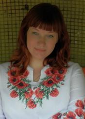 Ukrainische Frauen - Olga sucht einen Lebenspartner