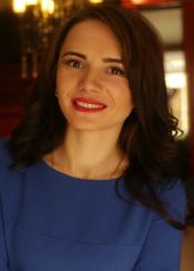 Oksana, (31), aus Osteuropa ist Single
