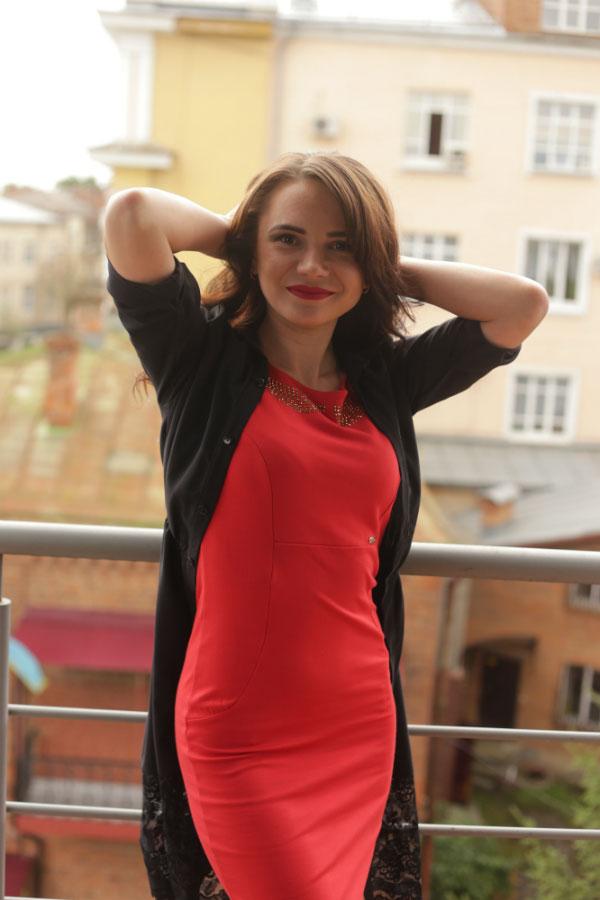 Oksana - Partnervermittlung Ukraine, Foto 7