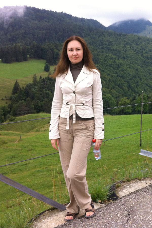 Vera - Partnervermittlung Ukraine, Foto 4