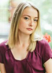 Anna eine ukrainische Frau