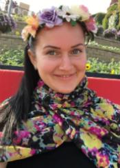 Foto von Svetlana - eine Frau aus der Ukraine auf Partnersuche