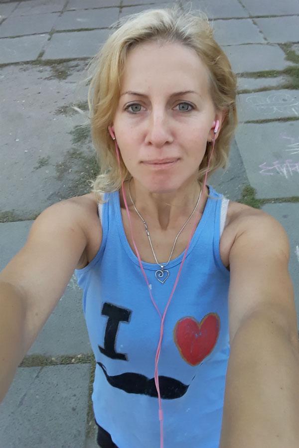 Ludmila - Partnervermittlung Ukraine, Foto 1