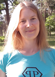Alena una mujer ucraniana