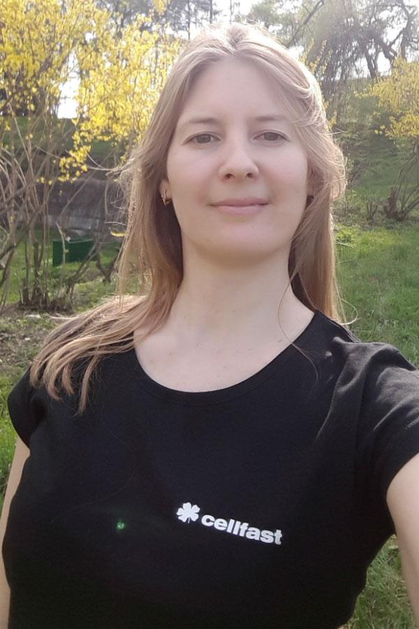 Alena - Partnervermittlung Ukraine, Foto 7