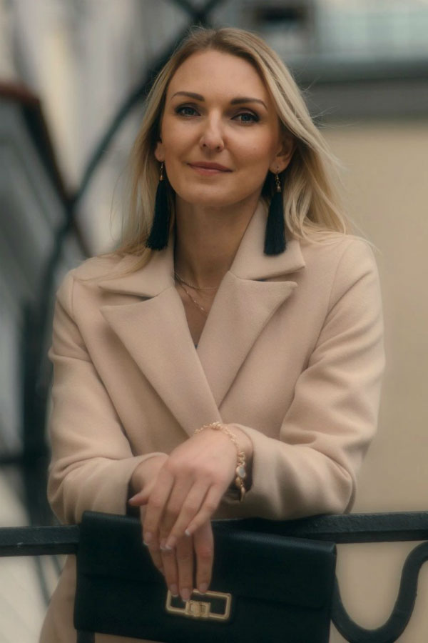 Irina - Partnervermittlung Ukraine, Foto 8