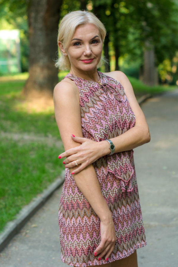 Galina - Partnervermittlung Ukraine, Foto 5