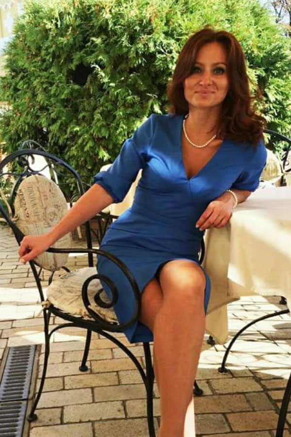 Ludmila - Partnervermittlung Ukraine, Foto 4