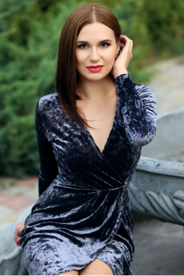 Alina - Partnervermittlung Ukraine, Foto 1
