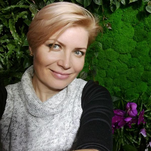 Marina - Partnervermittlung Ukraine, Foto 1