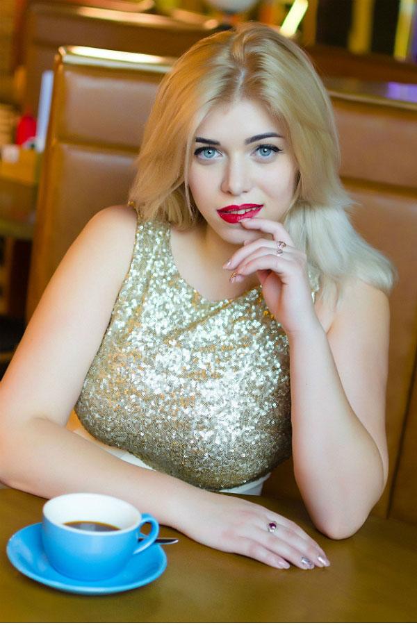 Maria - Partnervermittlung Ukraine, Foto 1