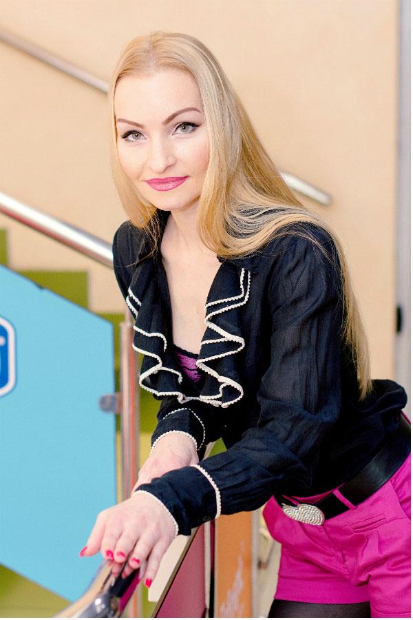 Olga - Partnervermittlung Ukraine, Foto 5
