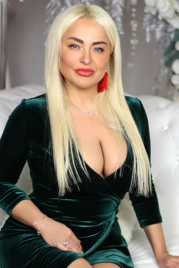 Larisa - Partnervermittlung Ukraine, Foto 1