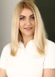 Foto von Olesya - eine Frau aus der Ukraine auf Partnersuche