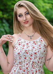 Elizaveta, (26), aus Osteuropa ist Single