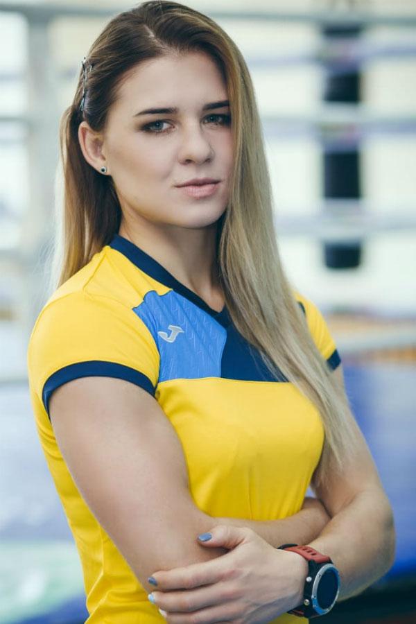Ivanna - Partnervermittlung Ukraine, Foto 1