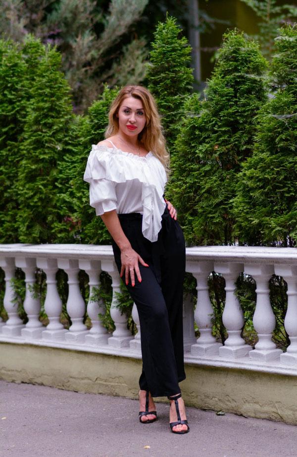Ksenia - Partnervermittlung Ukraine, Foto 1