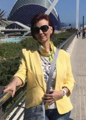 Foto von Galina - eine Frau aus der Ukraine auf Partnersuche