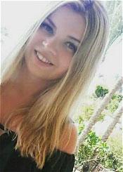 Nadinka, (30), aus Osteuropa ist Single