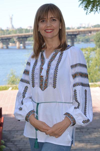 Roksolana - Partnervermittlung Ukraine, Foto 1