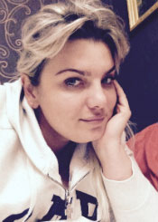 Ukrainische Frauen - Ilona sucht einen Lebenspartner