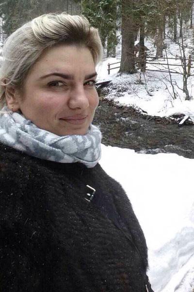 Ilona - Partnervermittlung Ukraine, Foto 3