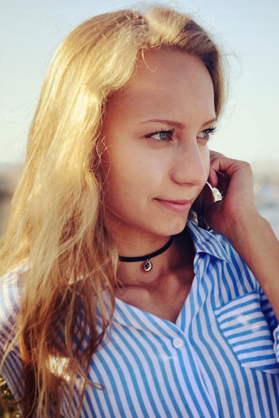 Marina - Partnervermittlung Ukraine, Foto 2