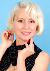 Elena, (51), aus Osteuropa ist Single