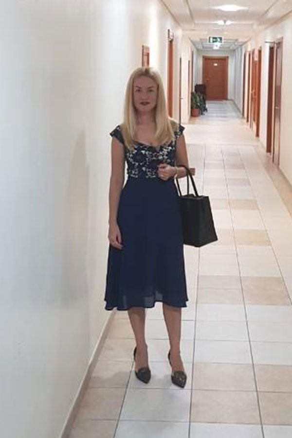 Yulia - Partnervermittlung Ukraine, Foto 8
