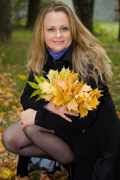 Larisa - Partnervermittlung Ukraine, Foto 3