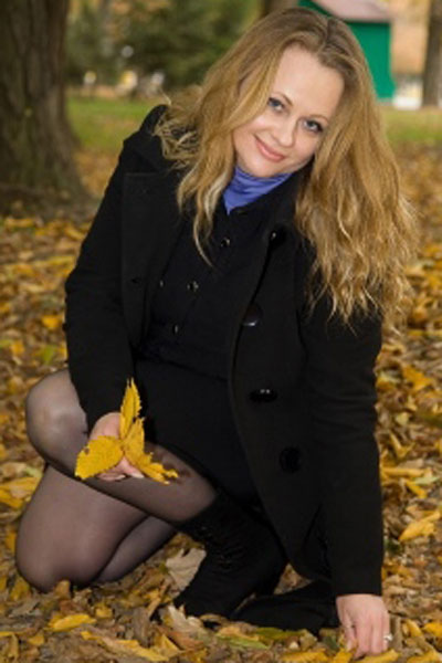 Larisa - Partnervermittlung Ukraine, Foto 5