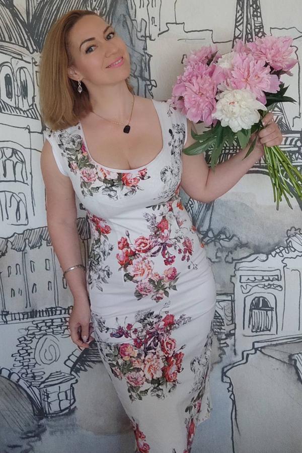 Irina - Partnervermittlung Ukraine, Foto 5