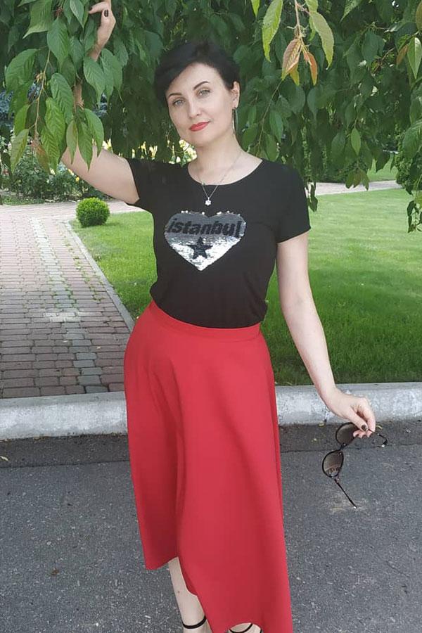 Valeria - Partnervermittlung Ukraine, Foto 2