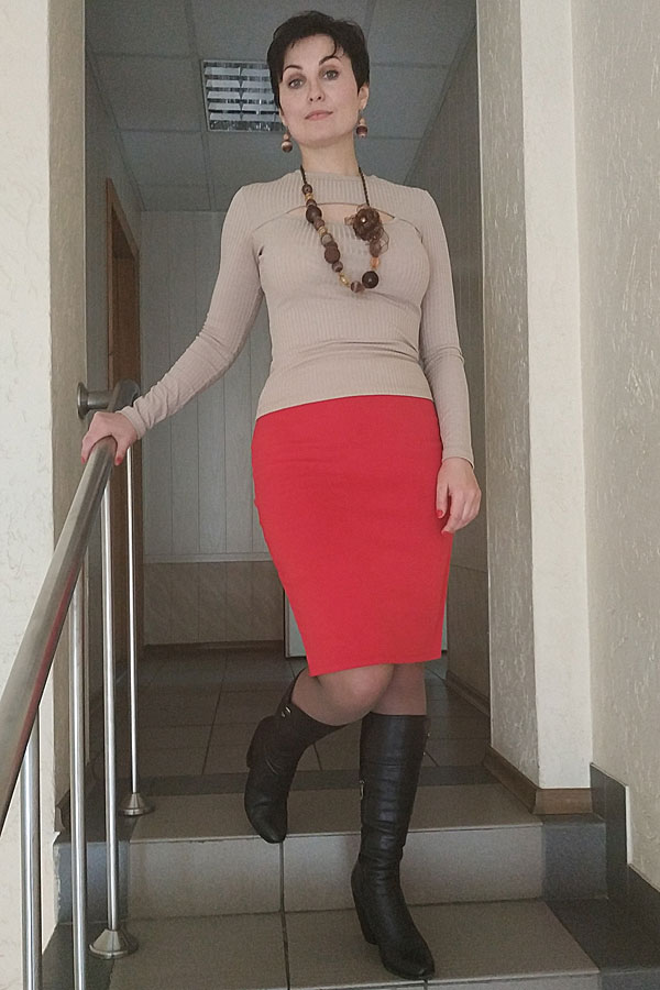Valeria - Partnervermittlung Ukraine, Foto 3