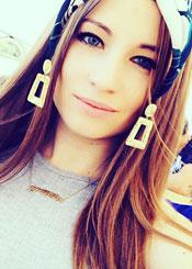 Ukrainische Frauen - Viktoria sucht einen Lebenspartner