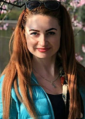 Alena eine ukrainische Frau
