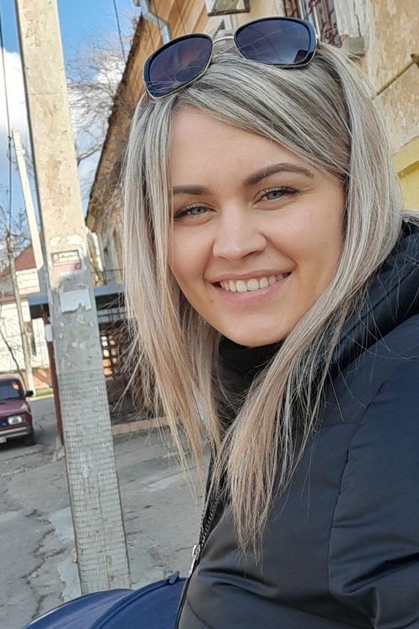 Kristina - Partnervermittlung Ukraine, Foto 3