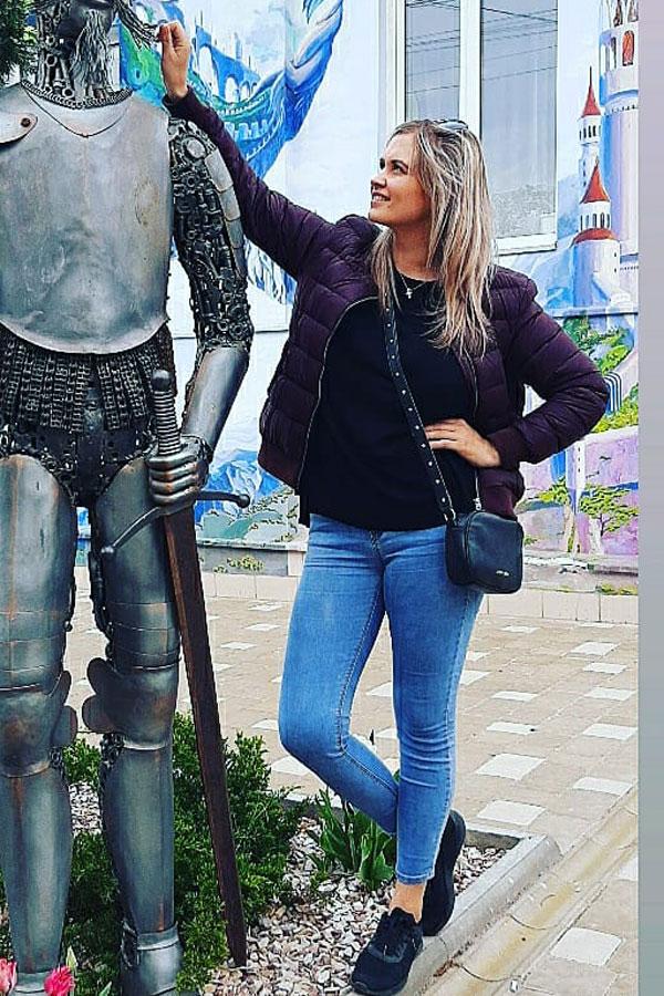 Kristina - Partnervermittlung Ukraine, Foto 4
