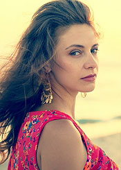 Snezhana eine ukrainische Frau