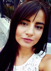 Maria, (29), de Europa del Este es soltera