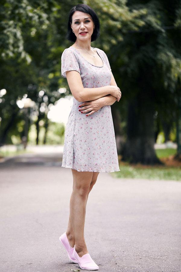 Partnervermittlung Ukraine, Tatiana, 44 Jahre, 176 cm, 55