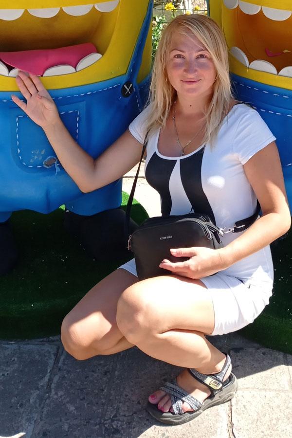 Rimma - Partnervermittlung Ukraine, Foto 1