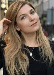 Bogdana, (27), de Europa del Este es soltera