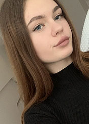 Taisia, (19), aus Osteuropa ist Single