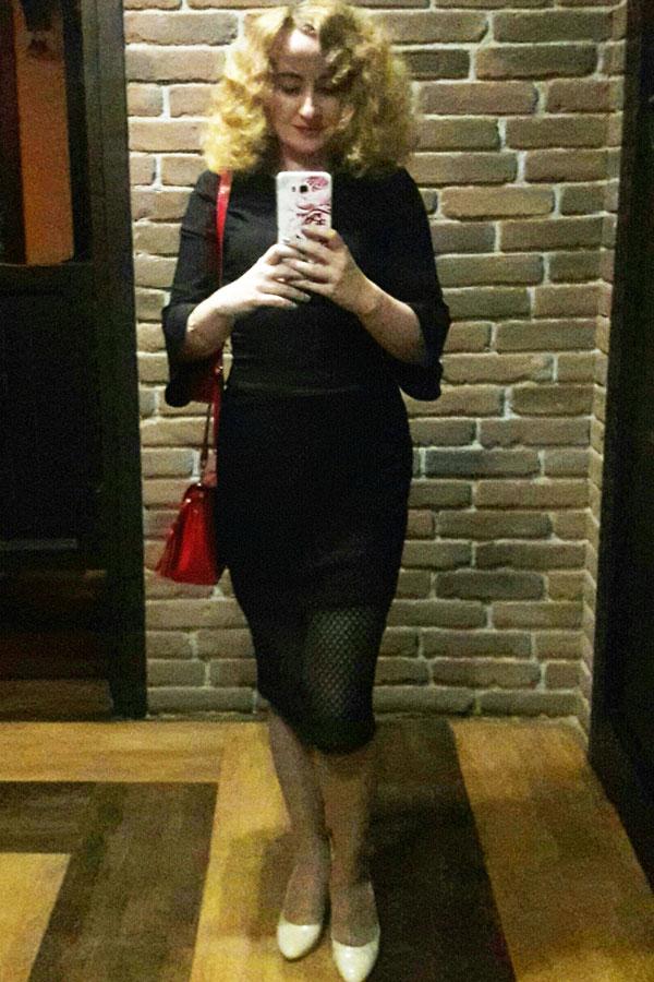 Partnervermittlung Ukraine, Natalia, 38 Jahre, 170 cm, 60