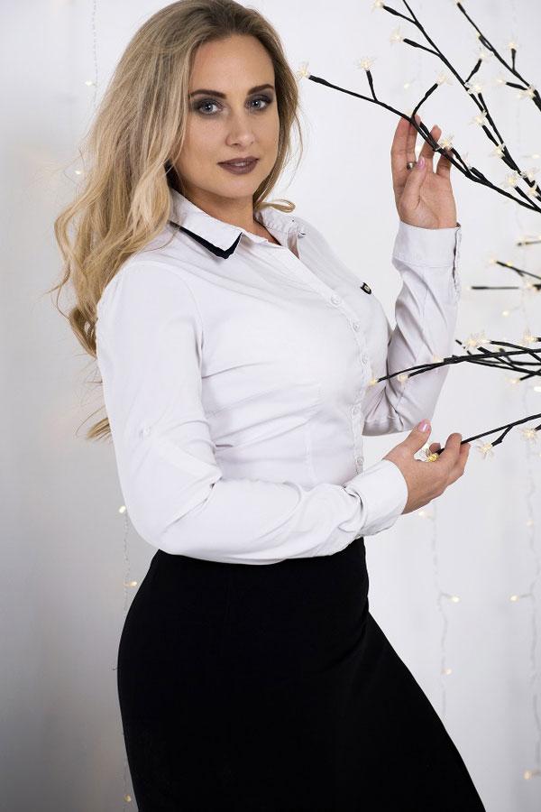 Alyona - Partnervermittlung Ukraine, Foto 1