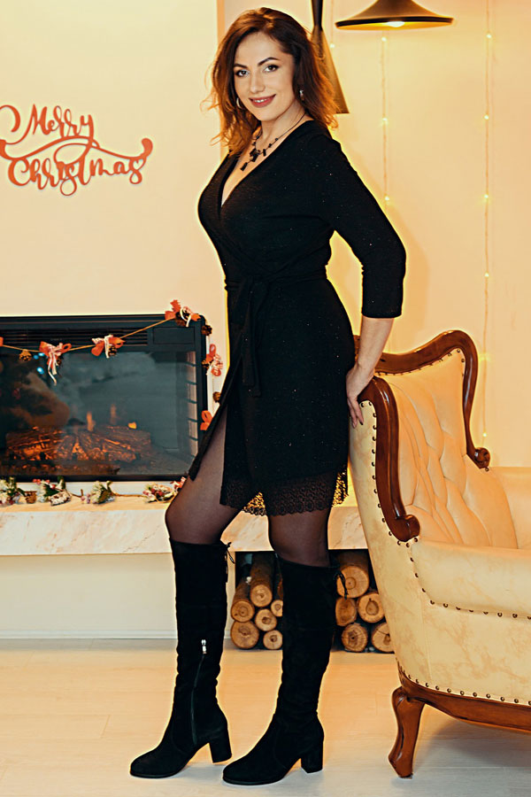 Larisa - Partnervermittlung Ukraine, Foto 7