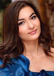 Daria, (26), aus Osteuropa ist Single